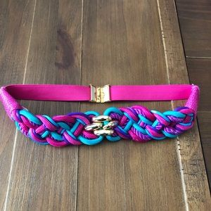 Accessories - 80s 90s Retro Elastic Band Rope Belt